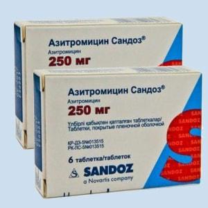 азицид таблетки инструкция