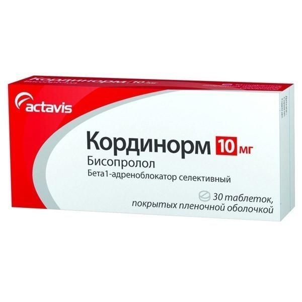 кординорм лекарство инструкция - фото 2