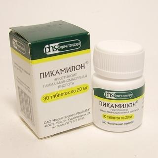 Пикамилон инструкция по применению таблетки цена таблетки