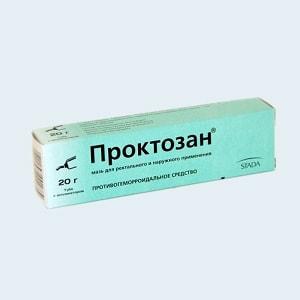 Купить Проктонол от геморроя в Мытищах