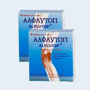 Афлутон для суставов цены болят суставы на руках и ногах причины